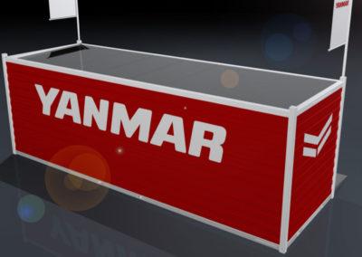 Démo – Yanmar